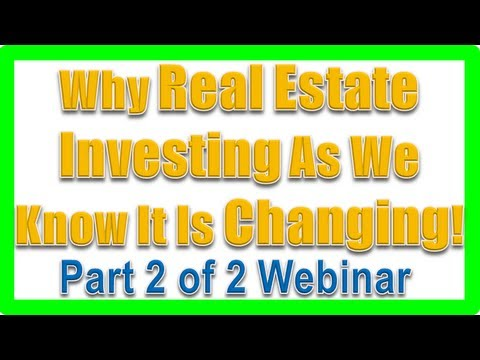 [MARKET UPDATE] Los Angeles Real Estate Investing Webinar - Part 2 of 2