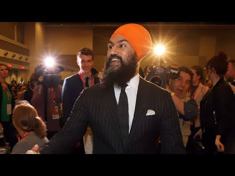 Mulcair advises NDP Leader Singh to 'get into Parliament' as soon as possible