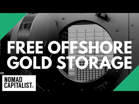 Does Free Offshore Gold Storage Exist?