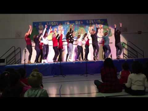 Teacher Christmas Dance