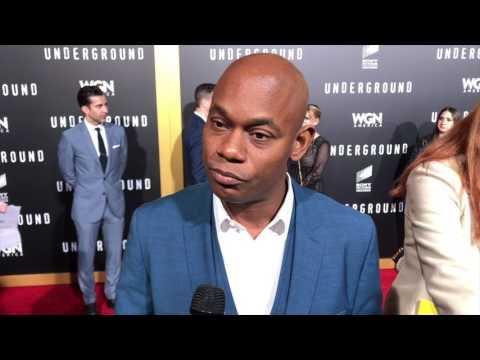 Bokeem Woodbine talks Underground Season 2