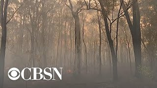 Australia braces for more bushfires; Bolivia's ousted leader claims he's still in charge