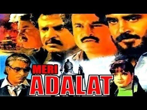 Meri Adalat (1984) Full Hindi Movie | Rajinikanth, Zeenat Aman