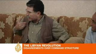 Transitional Libyan government faces challenges