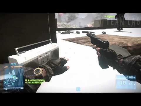 Battlefield 3 Radio Easter Egg on Gulf of Oman (BF2 Song)