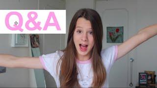 יש לי חבר?! שונאת איפור?! הגרלה שווה??? | Q&A