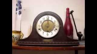 Urgos Mantel Clock With Whittington Chimes (just Arrived)