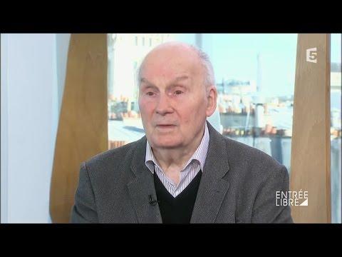 Interview et portrait de Michel Bouquet