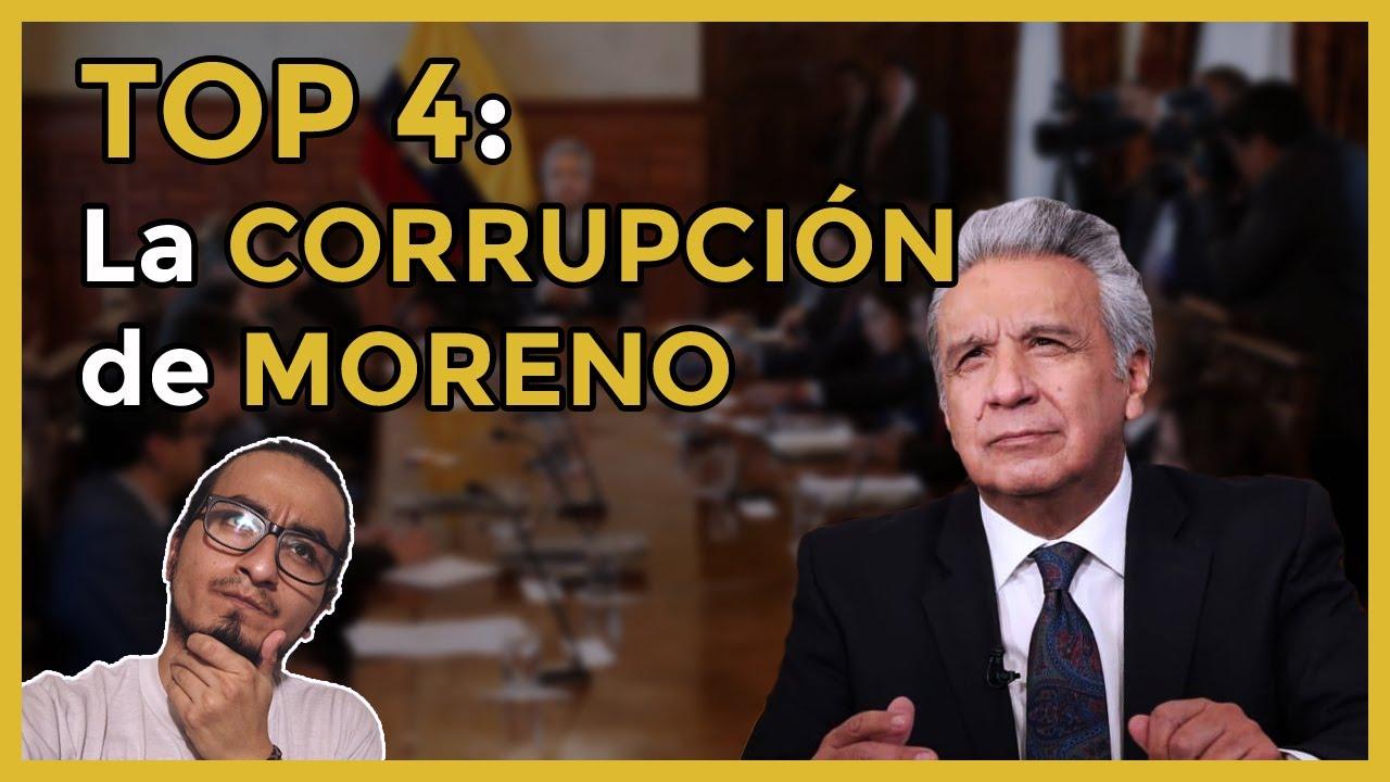Top 4: Corrupción de Lenín Moreno | ¿NEBOT no es candidato? | BN Periodismo | Noticias de Ecuador