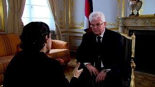 Russian envoy says EU sanctions will