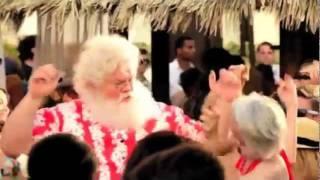 Santa Clause Spring Break Pepsi Commercial DUB
