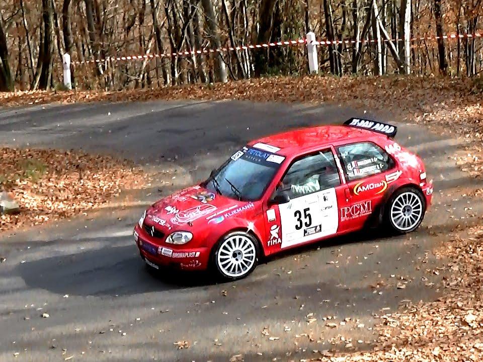 Rallye kit car