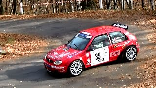 Best of rallye Kit Car et Super 1600 [HD]