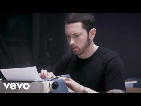 Eminem - Walk On Water (Behind The Scenes) ft. Beyoncé