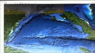 Google Earth Series. The Little Horn of the Bible and his space ship.Aliens. Ufo's.NWO