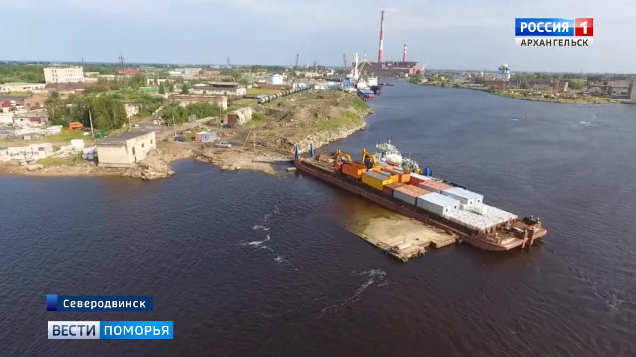На острове Колгуев началась масштабная уборка