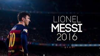 Lionel Messi ► Magic Skills,Dribblings,Runs & Goals - 2016 HD
