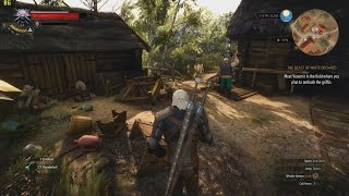 The Witcher 3: Wild Hunt Graphics and Gameplay First Look (PC Max Settings Ultra 60FPS 1080p)