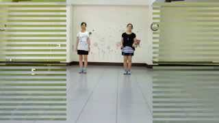 You Can Do Better Than That (你可以做得更好) - Line Dance (by Adrian Helliker )
