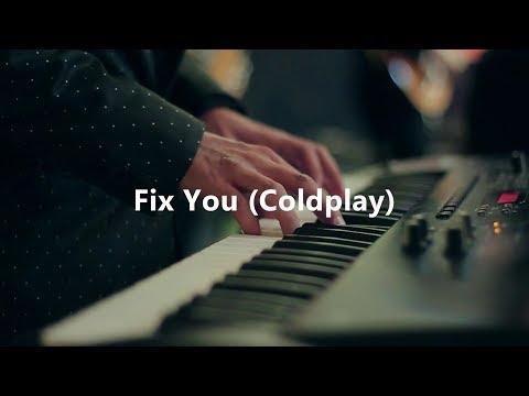 Fix You (Coldplay) Moluska Ft. Ikavuje Cover