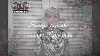 Gambar cover Tiket Suargo - Cover Daeren - Lyric
