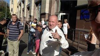 Нардеп Виктор Чумак угрожает тюрьмой журналисту Филимоненко