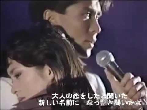 哀愁のカサブランカ  郷ひろみさん  (yasumiyo version)