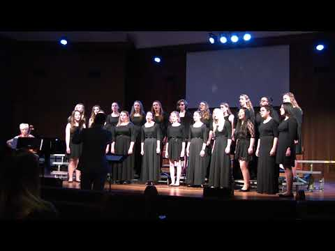 2018 Fine Arts Festival Cair Paravel Latin School Large Ensemble - Women
