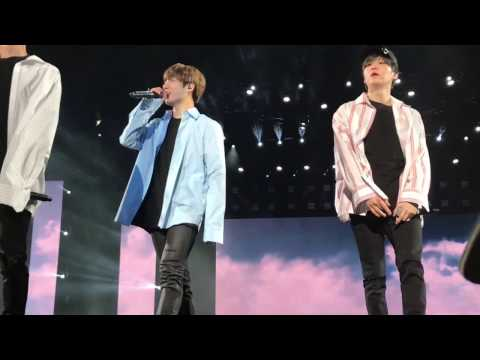 170323 OUTRO: WINGS BTS WINGS TOUR IN NEWARK