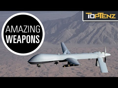 Top 10 Weapons That Changed the History of Warfare