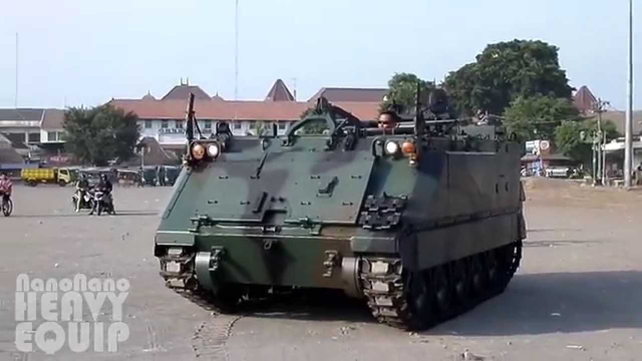 M113 For Sale >> M113 Armored Personnel Carrier Tank with rubber track ...