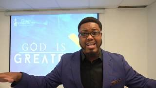 """""""Unbothered"""" Pastor Al Jackson, Jr. - 3/22/2020"""
