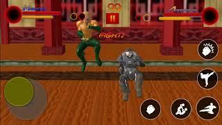 Marcus vs Aquaman #36 SuperHeroes Street Fighter   Modern Fighting Games