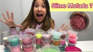SLIME COM BICHO / SLIME COM FUNGOS - Nanda Lima