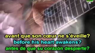 Learn French with Bob Dylan, Blowing in the Wind; (Richard Anthony, Ecoute dans le vent): Peace Edu