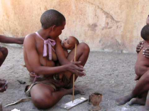 Bushmen (San) Family