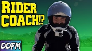 I Need Your Help! I Want To Become an MSF Rider Coach!