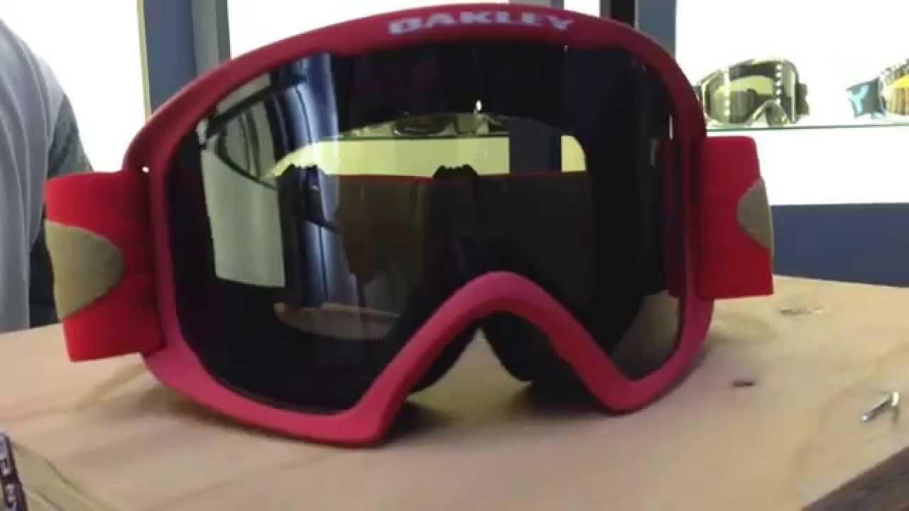 Oakley Replacement Lens O2 XL - dark grey PndU1