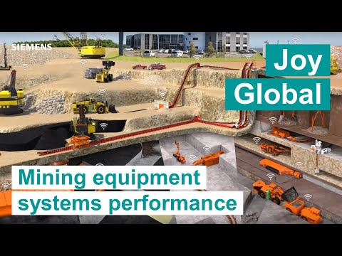 Joy Global - Predicting mining equipment systems performance using Simcenter