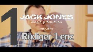 Das Nichtkampf-Prinzip | Rüdiger Lenz im Interview bei JJMP (Teil 1)