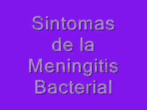 MENINGITIS BACTERIANA ARGENTINA