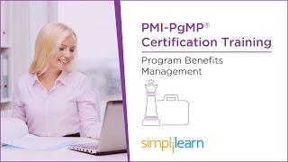 PMI-PgMP® Tutorial | Lesson 5: Program Benefits Management | Simplilearn