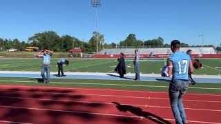 Navy mom surprises West Rusk running back at homecoming celebration