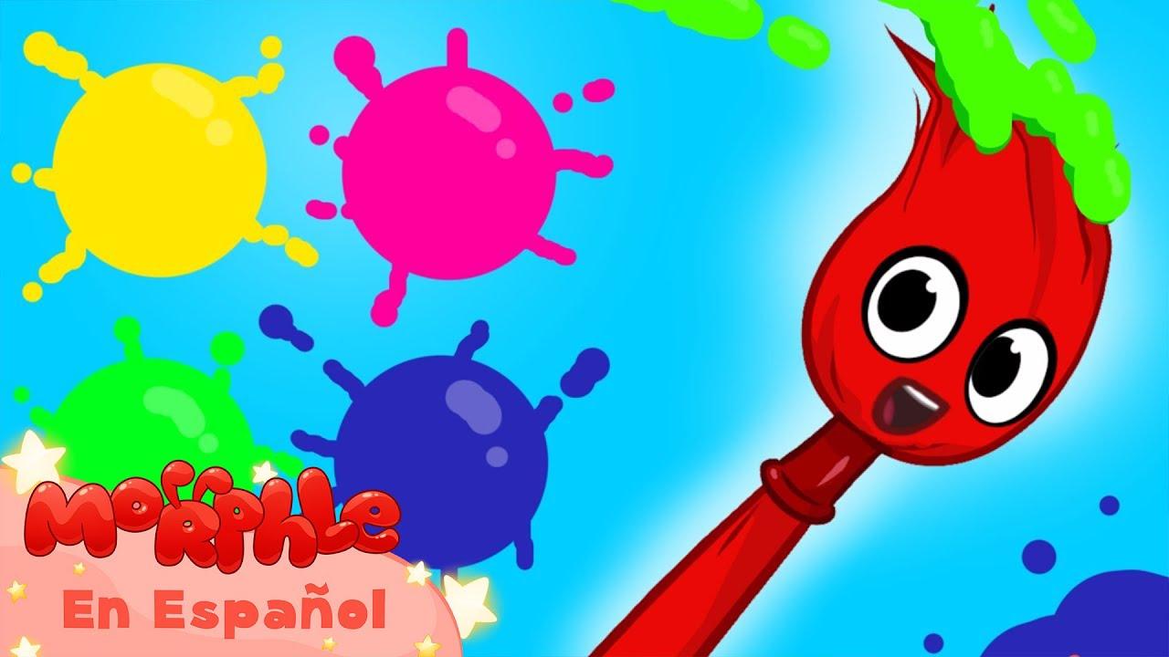 Morphle en Español | Mi pincel mágico Morphle | Caricaturas para Niños | Caricaturas en Español