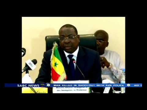 China and Senegal increase political and economic cooperation