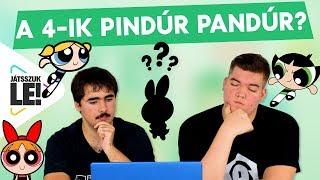 Létezik 4. Pindúr Pandúr?! Az 1 millió feliratkozós játszma Walrusszal és Brownnal | Játsszuk le!
