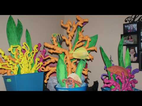 VBS Decorations Deep Sea Discovery (any ocean theme)
