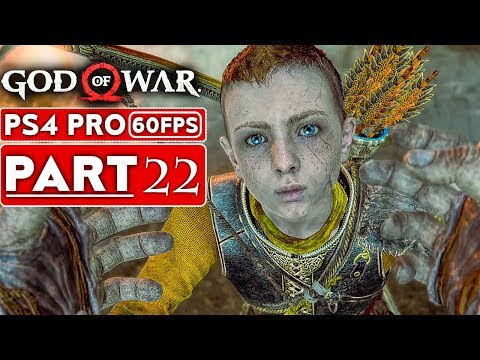 GOD OF WAR 4 Gameplay Walkthrough Part 22 [1080p HD 60FPS PS4 PRO] - No Commentary