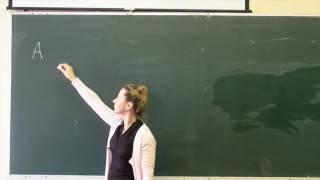 Как провести первый урок по русскому как иностранному. Часть 3. Закрепление