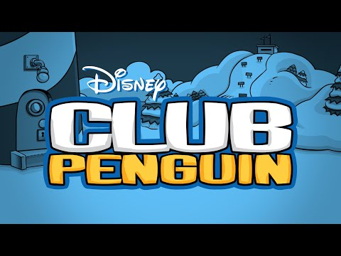 Iceberg Tip (Party In My Iggy) - Club Penguin